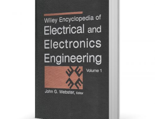 Encyclopedia of Electrical & Electronics Engineering